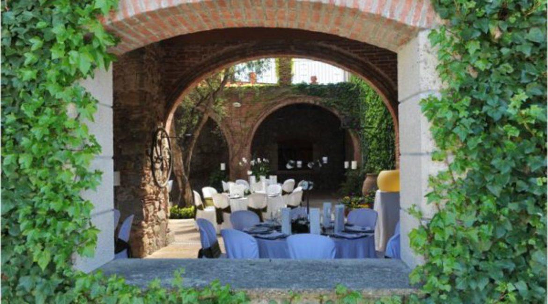 Отметьте свадьбу на вилле в Барселоне!