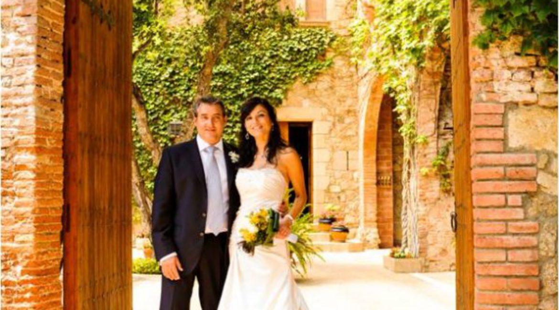 ¿Queréis saber cómo fue la boda de Sònia & Miguel en el Mas de Sant Lleí?