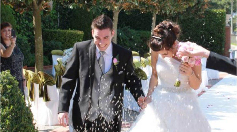 ¡Álex & Gisela se casaron en el Mas de Sant Lleí el 22.09.2013!