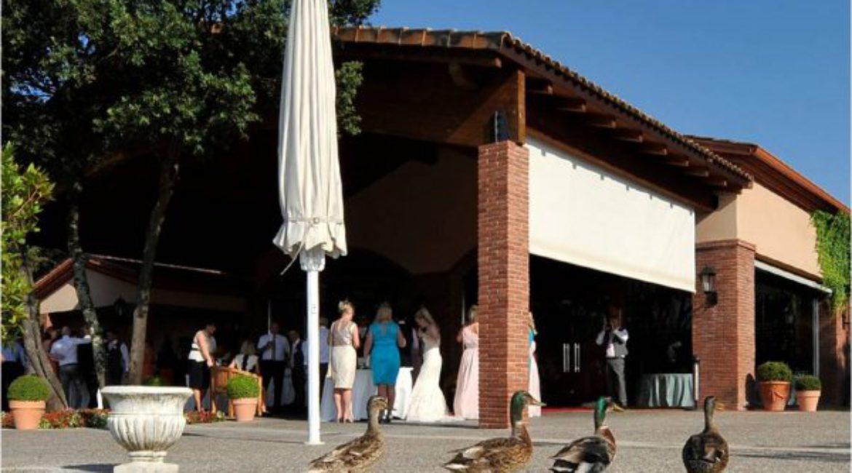 Средиземноморская свадьба в Mas de Sant Lleí