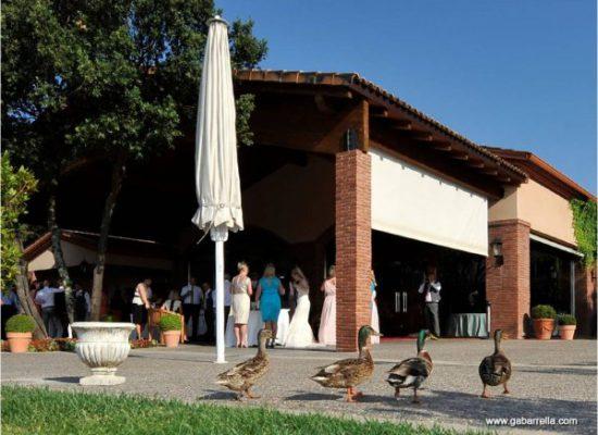 Mediterrane Hochzeit in Mas de Sant Llei
