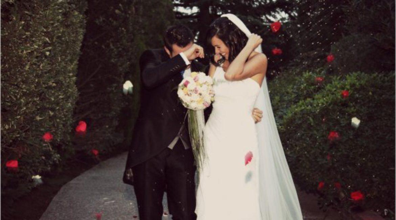 ¡Krístel & Alex es van casar al Mas de Sant Lleí el 01.11.2013!