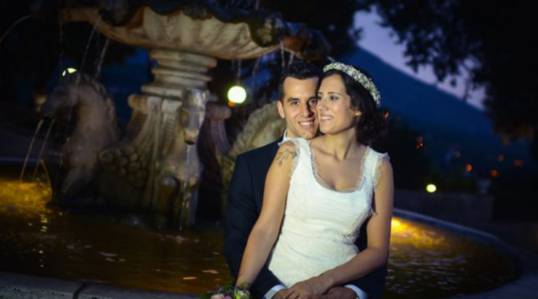 Armand & Lara es van casar al Mas de Sant Lleí el 14.09.2013!