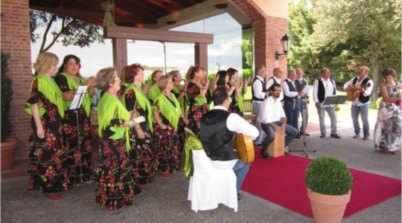 Сыграйте свадьбу в испанских традициях в Mas de Sant Lleí