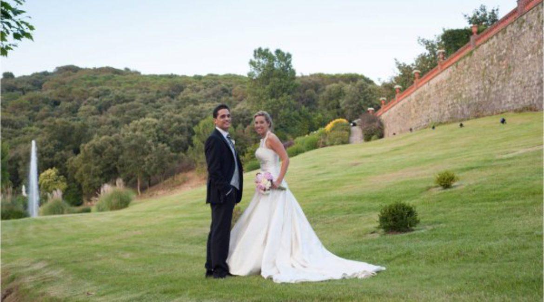 El casament d'en Carles & l'Anna al Mas de Sant Lleí!