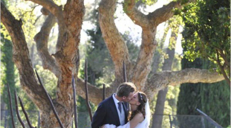 La boda de Alberto & Susana en el Mas de Sant Lleí
