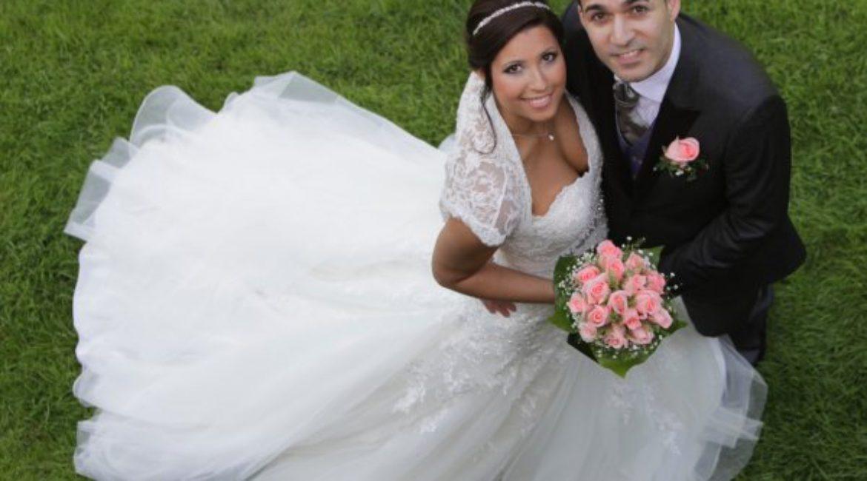 La boda de Yolanda y Marc en el Mas de Sant Lleí