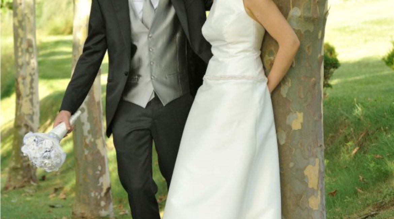 El casament de la Gemma i el Víctor al Mas de Sant Lleí