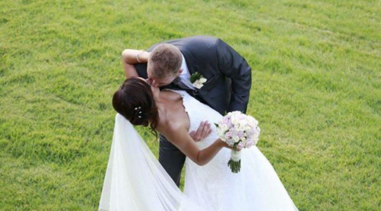La boda de Rebeca y Aleix en el Mas de Sant Lleí