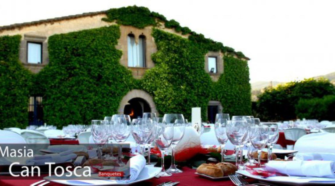 Catering in Can Tosca