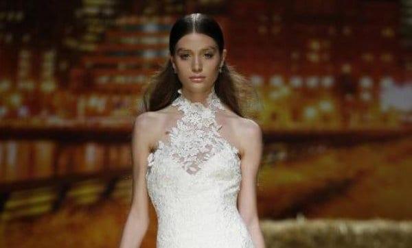 Vestidos de novia: tendencias 2016