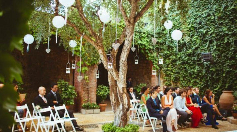 D&P wedding on Retales de Boda