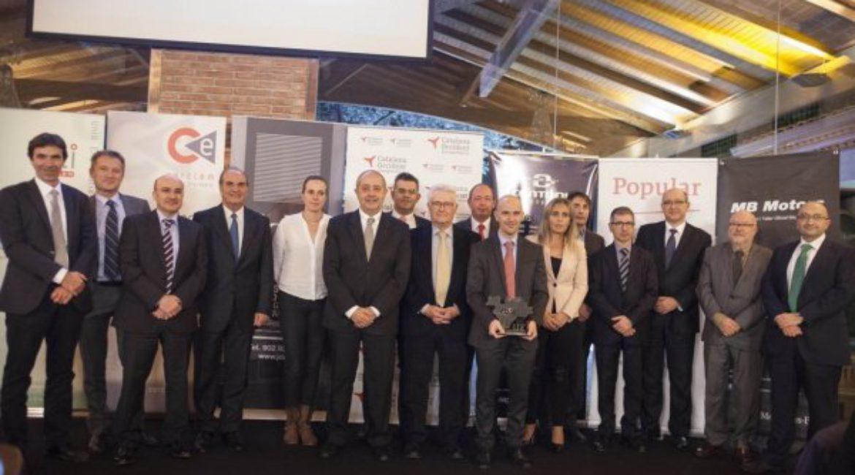 La IV Nit Empresarial – Premis UEI al Mas de Sant Lleí