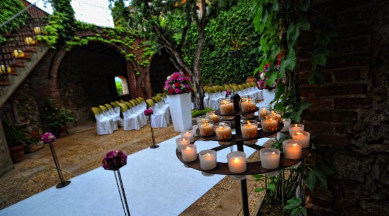 Mas de Sant Llei is a trend in weddings in Barcelona!