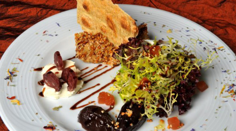 Mas de Sant Llei elaborates special menus for your wedding guest in Barcelona