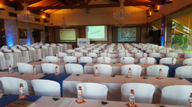 SMC held an interesting conference at Mas de Sant Lleí