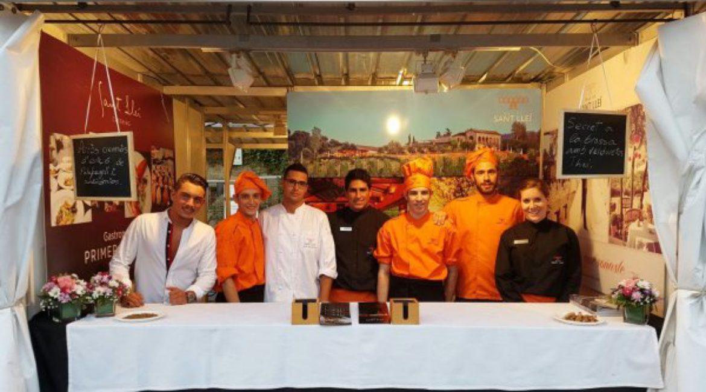 Mas de Sant Lleí at Mostra Gastronòmica