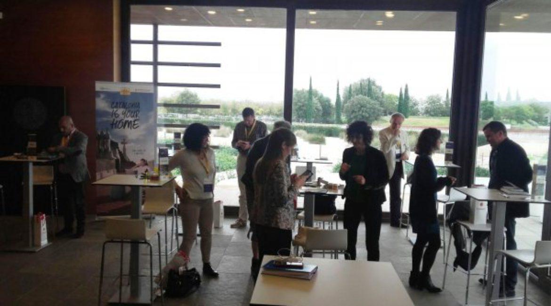 Presents al workshop del mercat francès organitzat pel Catalunya Convention Bureau
