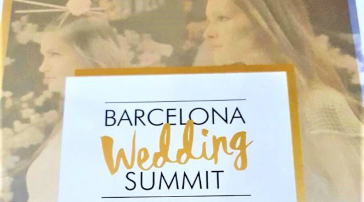 ¡It's happening! Barcelona Wedding Summit 2017