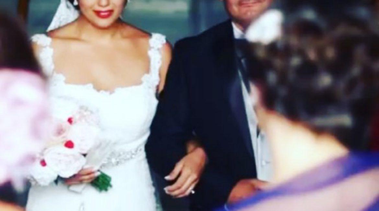 ¡Una boda de portada!