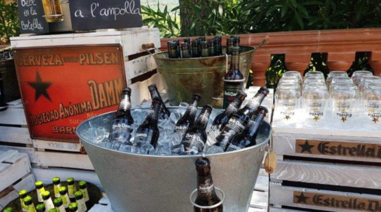 ¡En vuestra boda la cerveza sabrá mucho mejor!