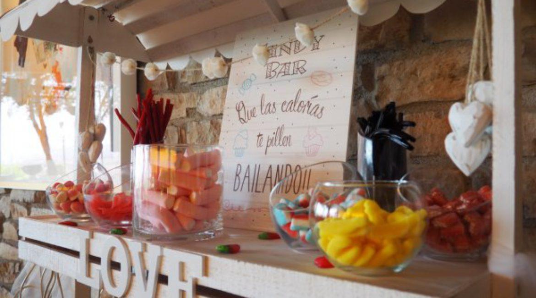 Deliciosas tentaciones para una boda muy dulce