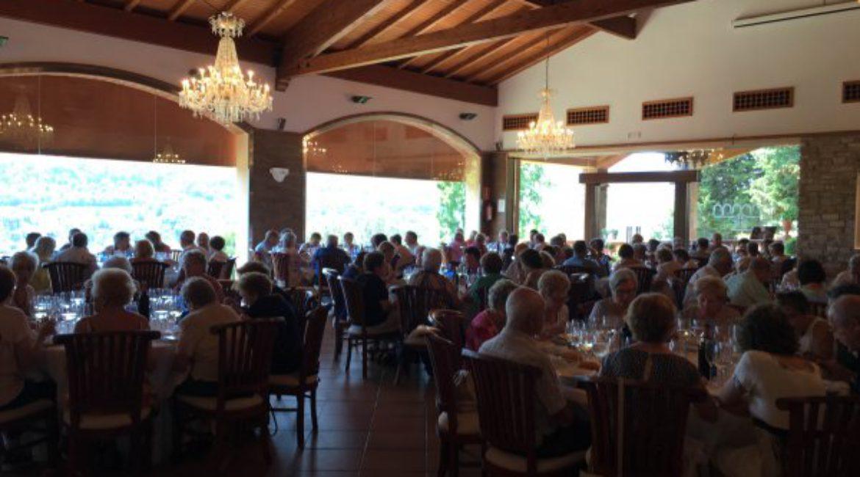 36 aniversario del Casal d'avis de Granollers