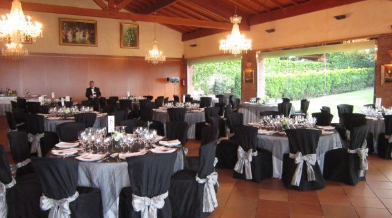 Mas de Sant Lleí – идеальный ресторан для свадьбы в Барселоне!