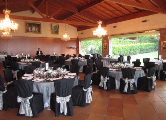 Mas de Sant Lleí — идеальный ресторан для свадьбы в Барселоне!