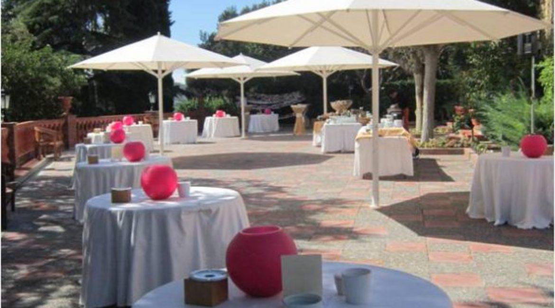 Розовая свадьба в Барселоне!
