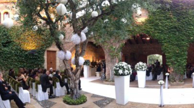 Una boda con encanto
