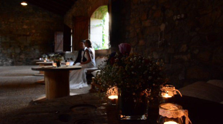 Exclusividad de estilo para tu boda, en un entorno idílico.