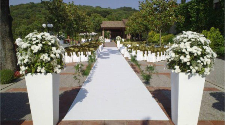 Проведите Вашу официальную церемонию в Mas de St. Lleí