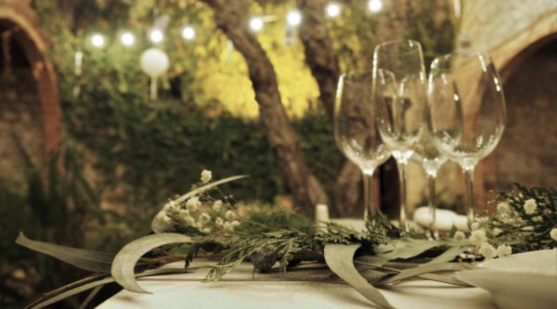 ¡Una boda muy natural!