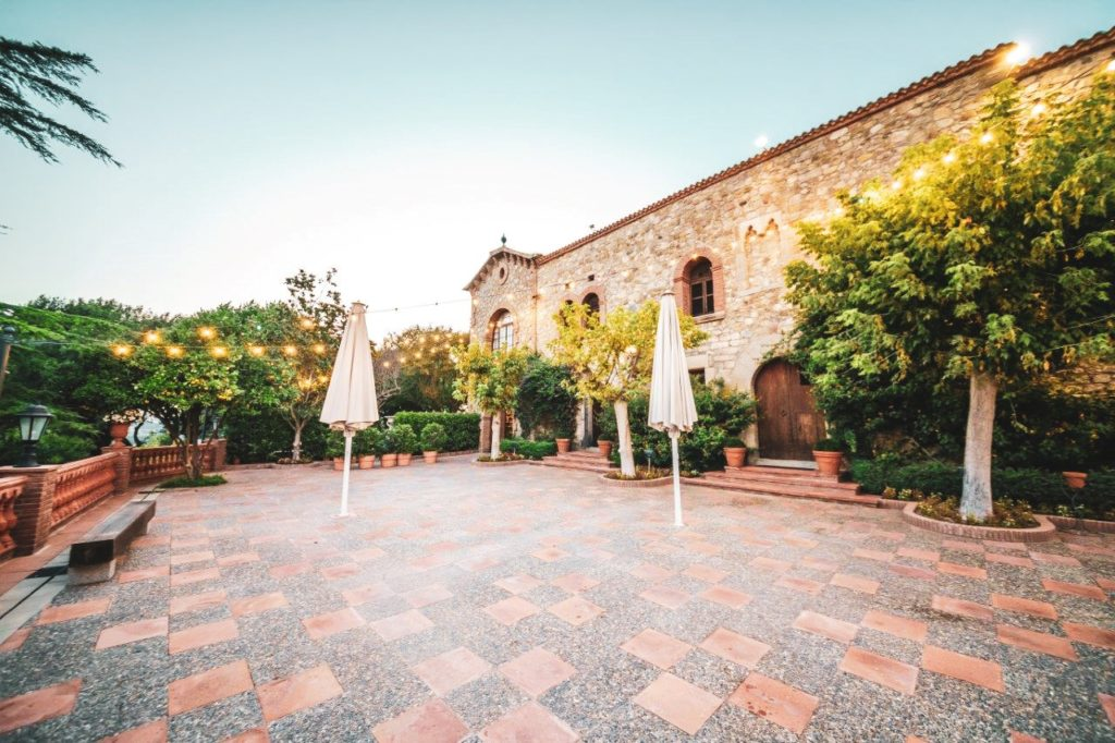 Masía bodas Barcelona