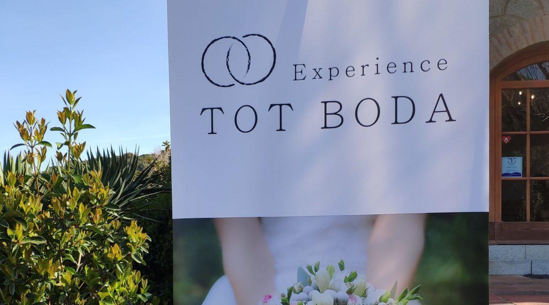 La V edició de TOTBODA EXPERIENCE al Mas de Sant Lleí… Un èxit !