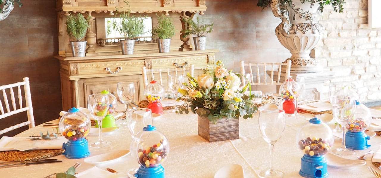 Celebraciones en Masía Medieval Finca para bodas
