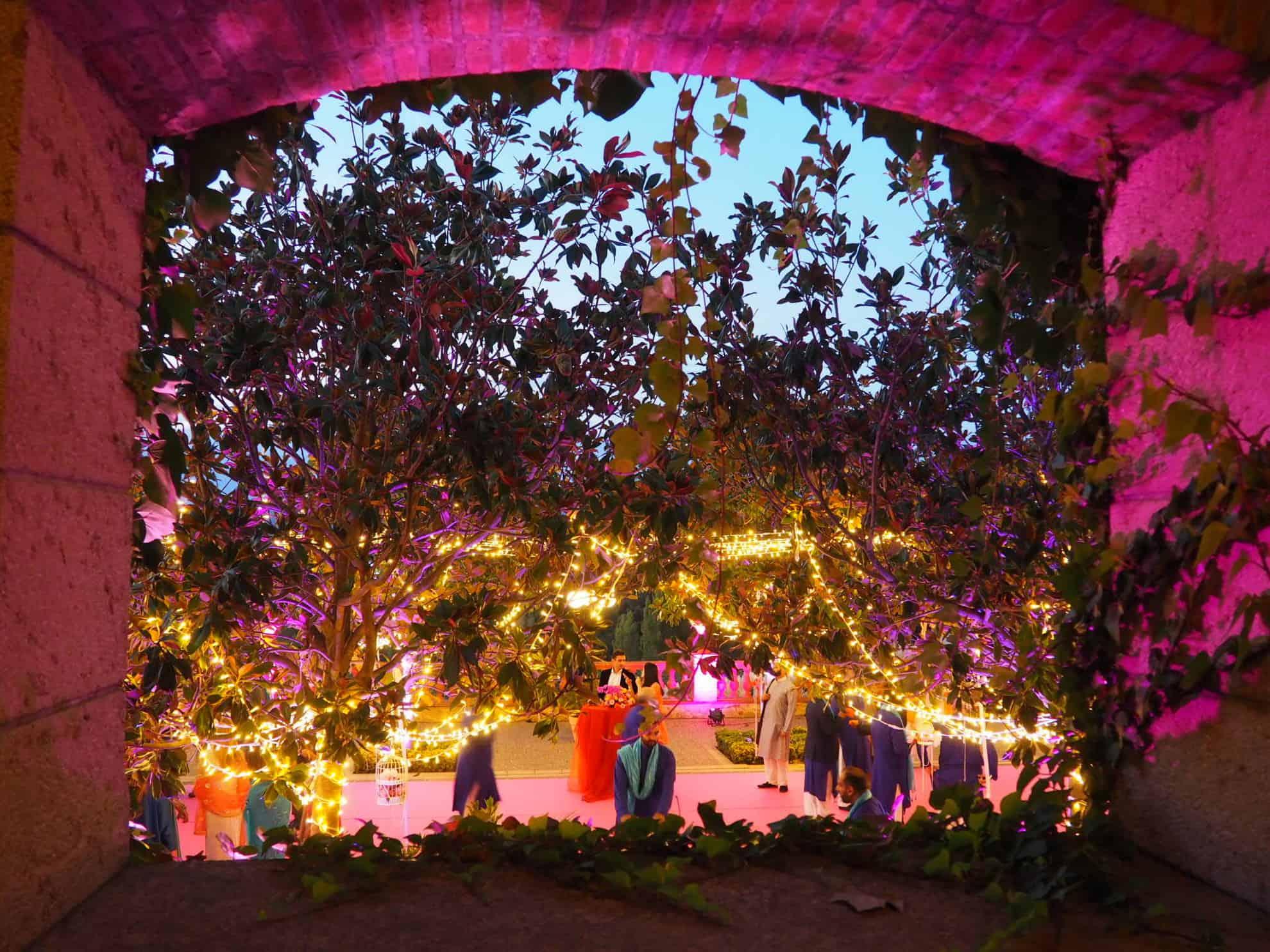 Barcelona Turisme Weddings, para Mas de Sant LLeí