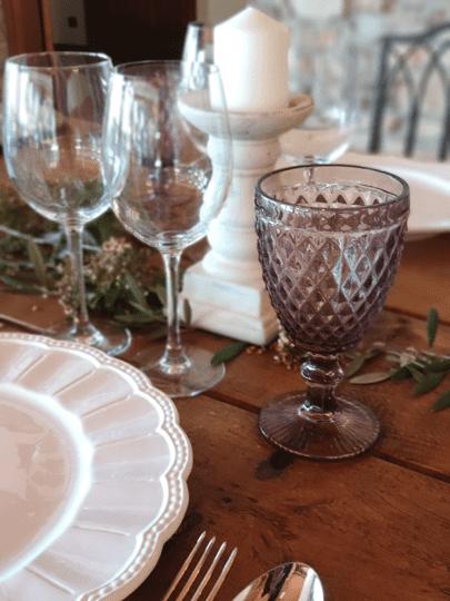 Un toque glam y sofisticado a vuestro banquete de bodas