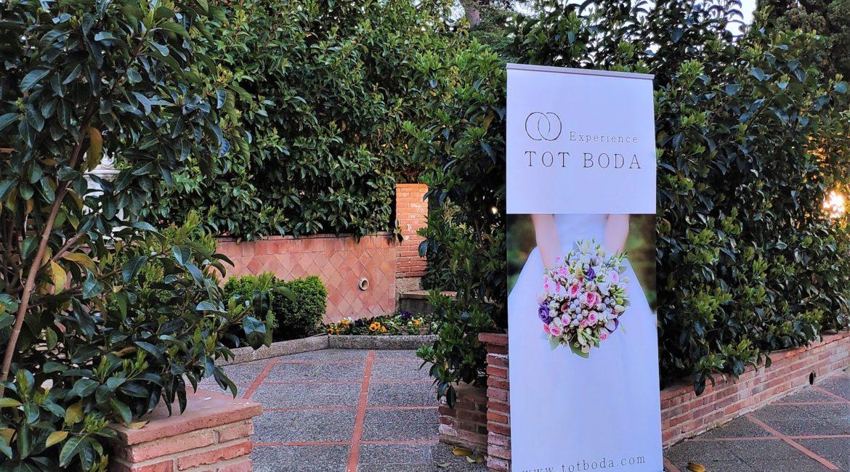 ¿Tienes planes de boda? ¡Ven al salón nupcial Tot Boda Vallès en Mas de Sant Lleí!